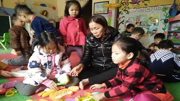 Hải Dương: Giáo viên mầm non hợp đồng nghỉ việc, vì sao?