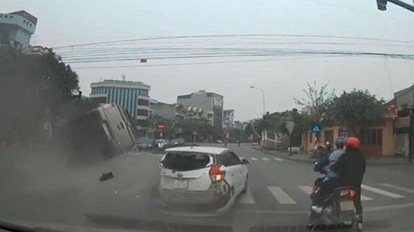"""NÓNG: Lái xe """"điên"""" gây tai nạn liên hoàn là đại tá quân đội"""