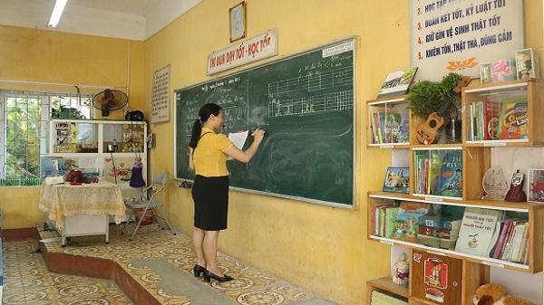 Hải Dương: UBND tỉnh yêu cầu trả lương cho gần 1.200 giáo viên trước 31/12