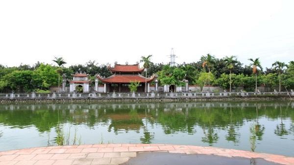 Vẻ đẹp uy nghiêm của ngôi đền thờ Đại danh y Thiền sư Tuệ Tĩnh
