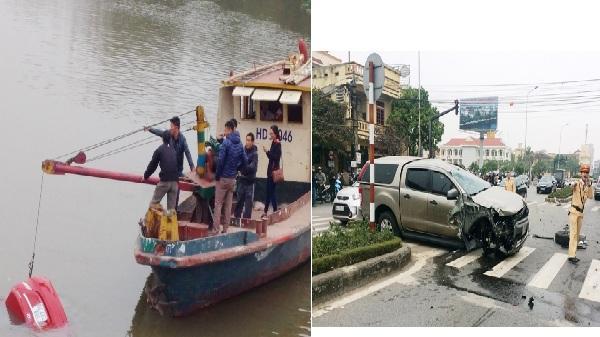 Hải Dương: Chỉ 2 ngày, xảy ra 2 vụ tai nạn vô cùng nghiêm trọng