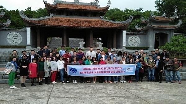 Kinh Môn - Tiềm năng du lịch đặc biệt của Hải Dương