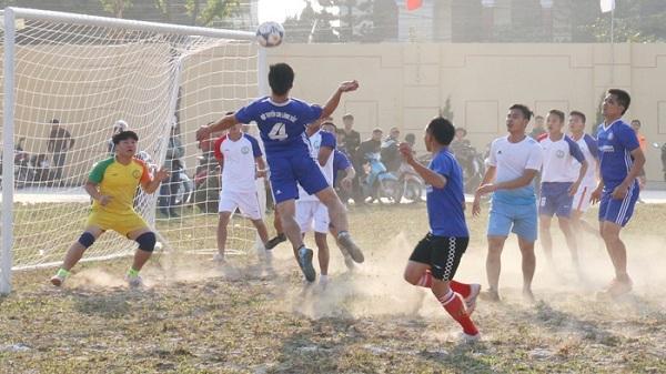 Thanh Miện, Thanh Hà: Hoàn thành thi đấu các môn Đại hội Thể dục thể thao huyện