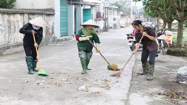 Thanh Miện bảo vệ môi trường