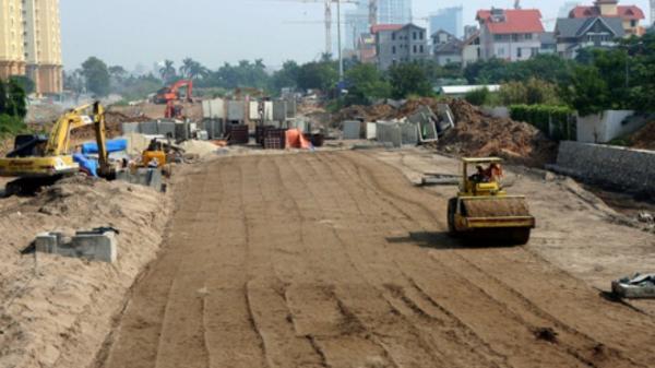 Thanh Miện: Xây dựng đường vành đai phía đông bắc thị trấn
