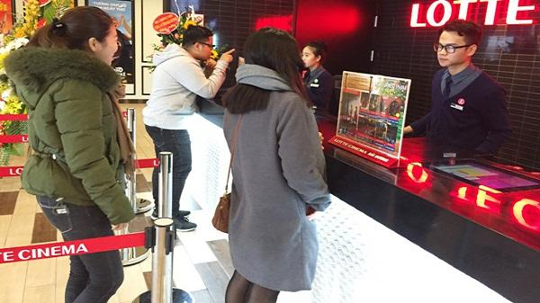 Khai trương Lotte Cinema Hải Dương