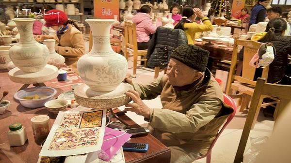 Về Hải Dương thăm công xưởng gốm Chu Đậu, nhớ làng nghề xưa