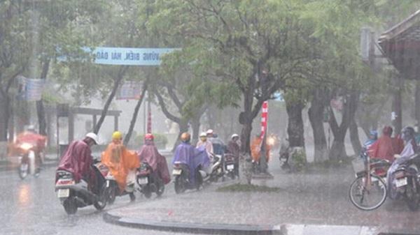 Miền Bắc sắp có mưa, chấm dứt nắng nóng