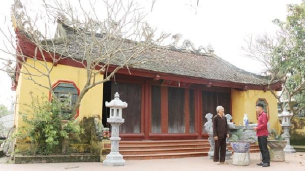 Hải Dương: Khám phá ngôi đình thờ Tản Viên Sơn Thánh - con rể Vua Hùng