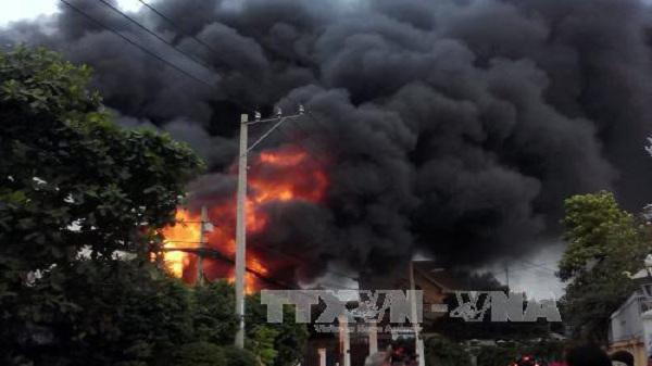 Tin mới về khắc phục hậu quả vụ cháy tại nhà máy Nhiệt điện Phả Lại