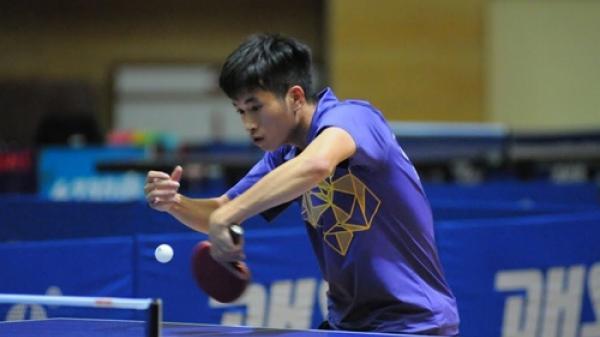 5 tay vợt Hải Dương tham dự giải bóng bàn Đỉnh cao Việt Nam