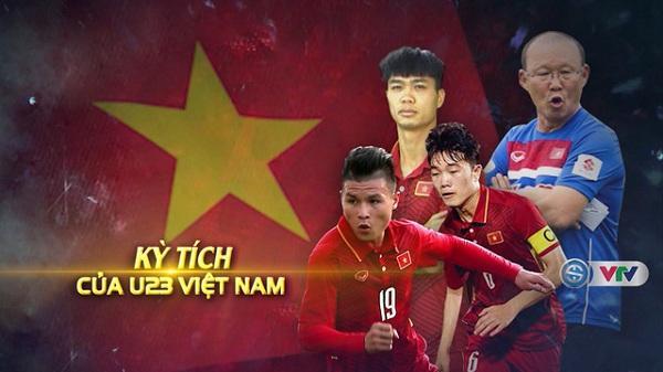 U23 Việt Nam nhận thưởng nóng 1,6 tỷ đồng cho chiến tích lịch sử