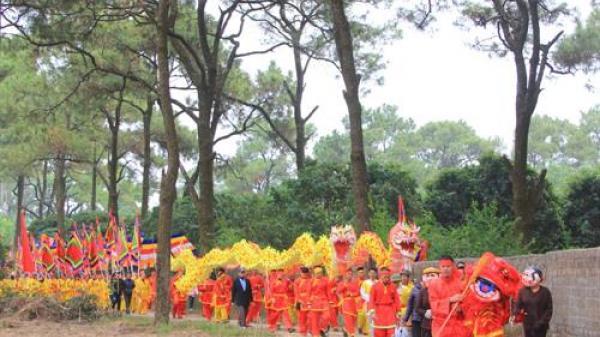 Nhiều nội dung hấp dẫn tại Lễ hội mùa Xuân Côn Sơn – Kiếp Bạc 2018