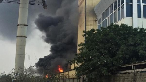 Vụ cháy tại Công ty TNHH Thiên Tôn: Thiệt hại khoảng 5 tỷ đồng