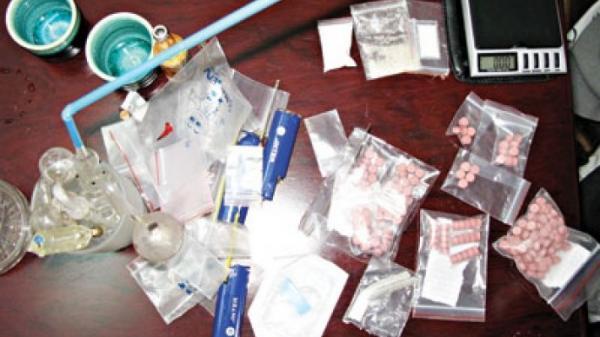 Hải Dương: Triệt phá thành công tụ điểm tàng trữ, buôn bán ma túy