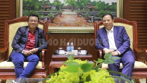 Tạo điều kiện thuận lợi để Tập đoàn Kinh Bắc đầu tư, phát triển