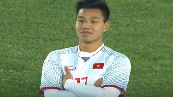 Vũ Văn Thanh - Chàng cầu thủ quê Hải Dương đầy bản lĩnh từ khi mới 11 tuổi