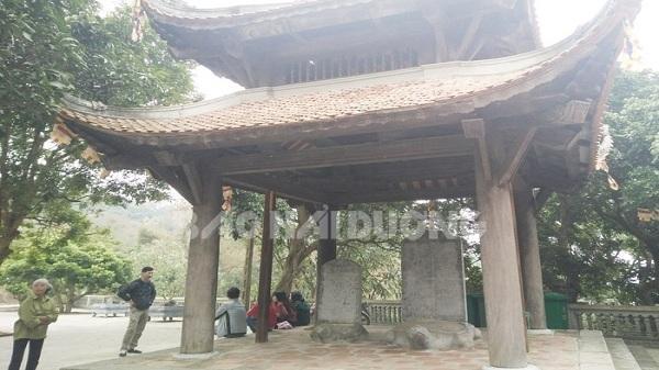 Nhiều du khách không biết chùa Thanh Mai có bảo vật quốc gia