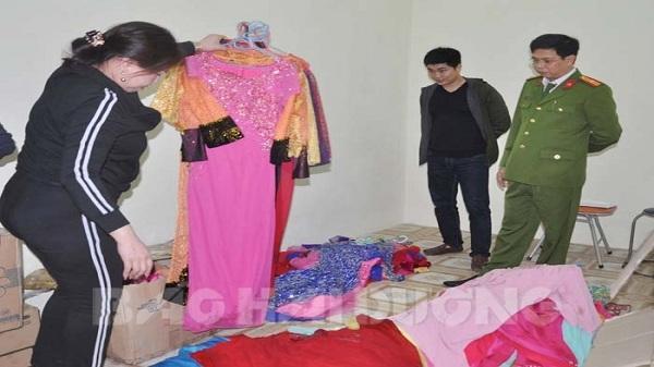 """Hải Dương: Bắt giữ các đối tượng tấn công cửa hàng quần áo của """"con nợ"""" bằng mắm tôm"""