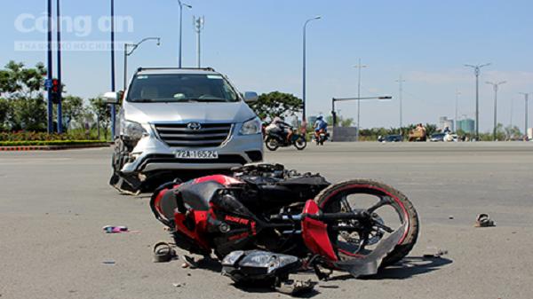 Hải Dương: Tai nạn trên đường tỉnh 396, 1 người tử vong