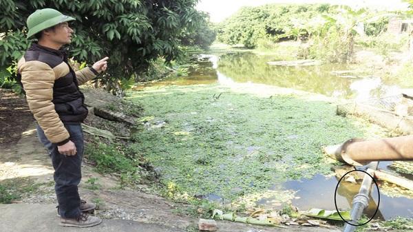 Hải Dương: Nhà máy nước Thanh Thủy cấp nước bẩn cho dân