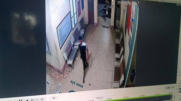 Hải Dương: Nhân chứng kể lại vụ côn đồ mang hung khí vào bệnh viện đánh người