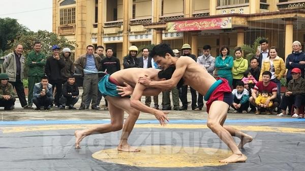 Giải vật dân tộc huyện Tứ Kỳ: Xã An Thanh giành giải nhất