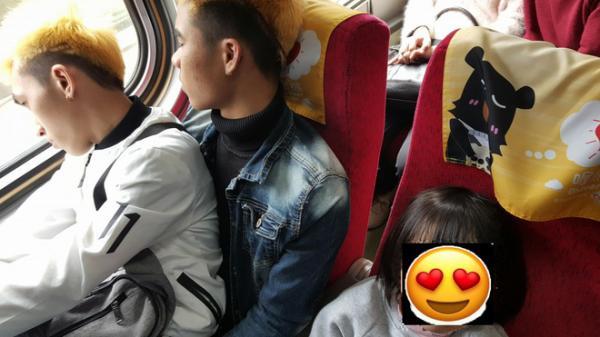 Hành động của 2 chàng trai Việt trên tàu gây xôn xao ở Đài Loan