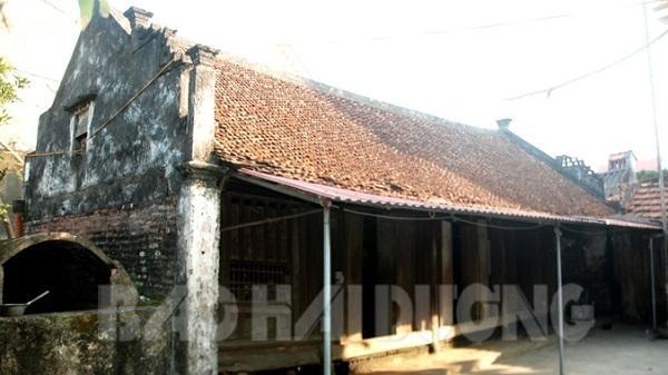 Hải Dương: Siêu độc và lạ ngôi nhà cổ hơn 100 tuổi ở Gia Tân