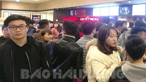 Hơn 1000 lượt khách mỗi ngày, điều gì khiến rạp phim Lotte Hải Dương hấp dẫn giới trẻ đến thế ?