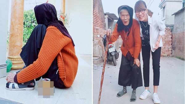 Cô gái trẻ Hải Dương hài hước kể về bà nội 95 tuổi thích uống nước tăng lực