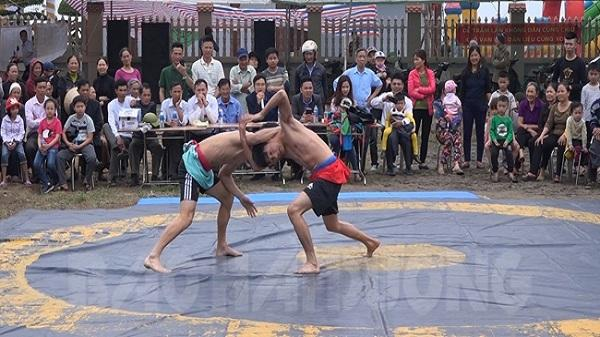 Hải Dương: Sôi động lễ hội mùa xuân thôn Tứ Kỳ Thượng