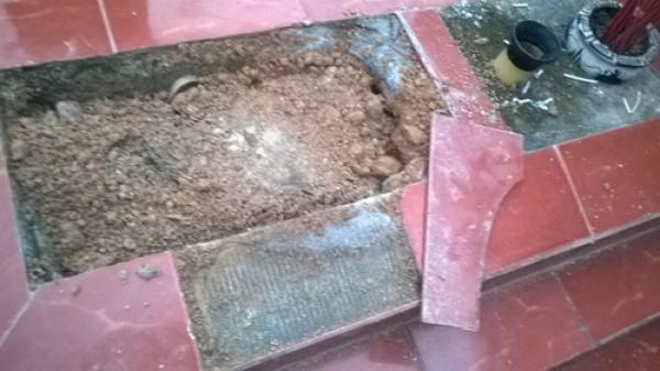 Đào trộm mộ ở Hải Dương vì tin đồn...có vàng