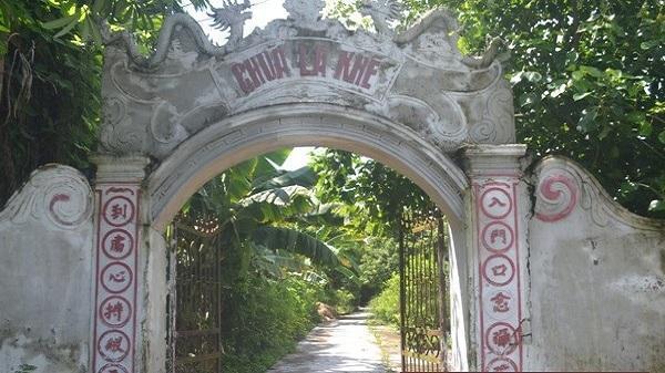 Đi về đất Ninh Giang tìm hiểu chùa La Khê cổ kính