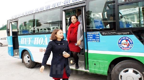 """Trải nghiệm dàn xe buýt mới tại Hải Dương: """"Hành khách rất thích thú"""""""