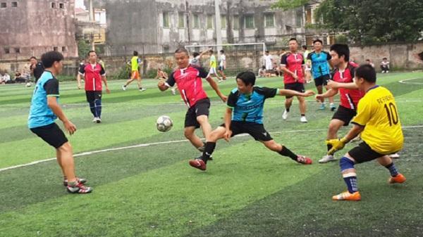 Tứ Kỳ (Hải Dương) có Giải bóng đá thi đấu chuyên nghiệp như V.League