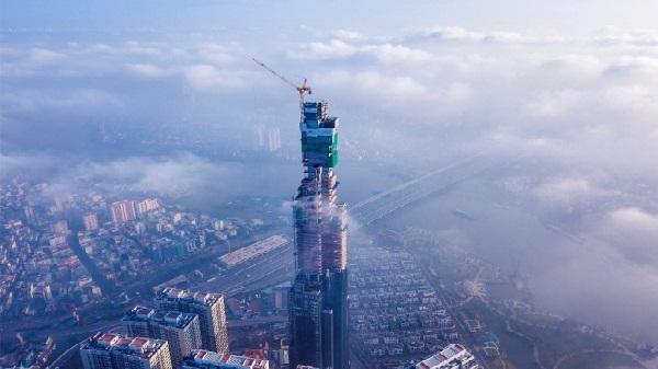 CHIÊM NGƯỠNG The Landmark 81 -  cao nhất Việt Nam và TOP 10 tòa tháp cao nhất thế giới