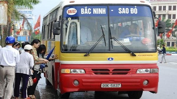 Bắt đầu khai thác bến xe phía đông thị xã Chí Linh
