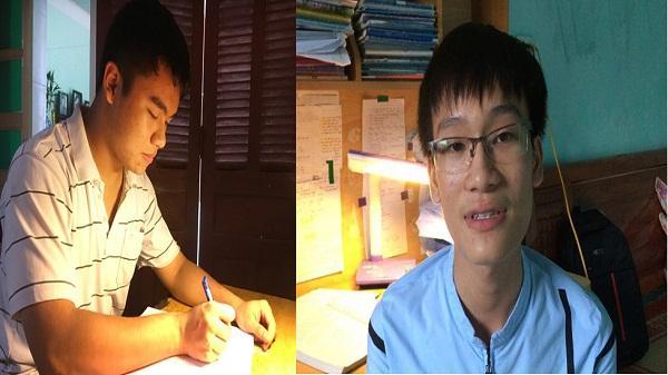 Niềm vui của 2 thí sinh quê Hải Dương đạt điểm cao trong kỳ thi THPT quốc gia