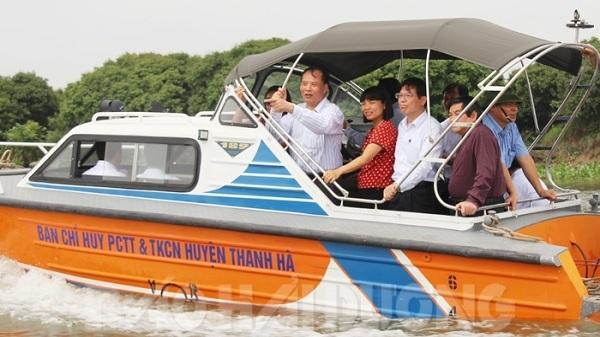 Hải Dương: Cải tạo cảnh quan đôi bờ sông Hương phục vụ du lịch sinh thái