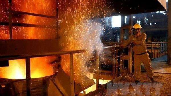 Hải Dương: Cháy nhà máy thép Hòa Phát, 4 công nhân bị bỏng nặng