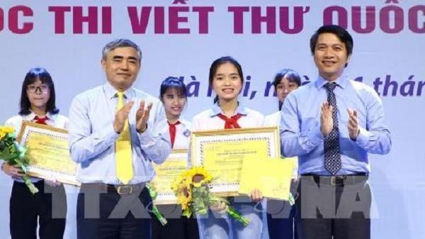 Hải Dương: Gặp gỡ cô học trò đa tài đoạt giải nhất quốc gia viết thư UPU lần thứ 47