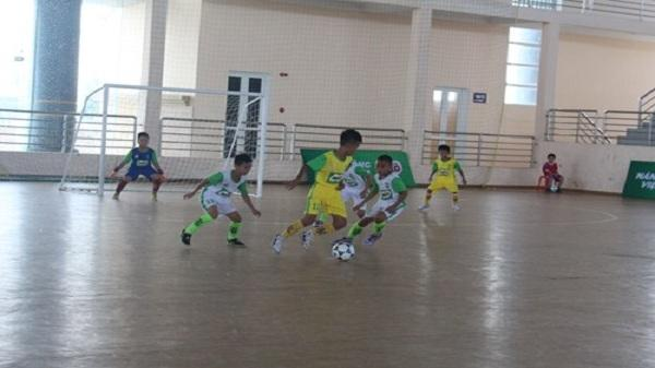 Hải Dương vô địch Giải bóng đá Hội khỏe Phù Đổng 2017