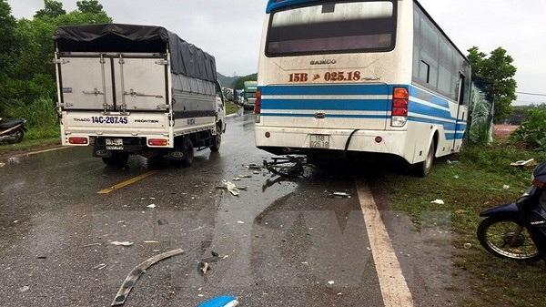Liên tiếp 2 vụ tai nạn nghiêm trọng liên quan đến xe container
