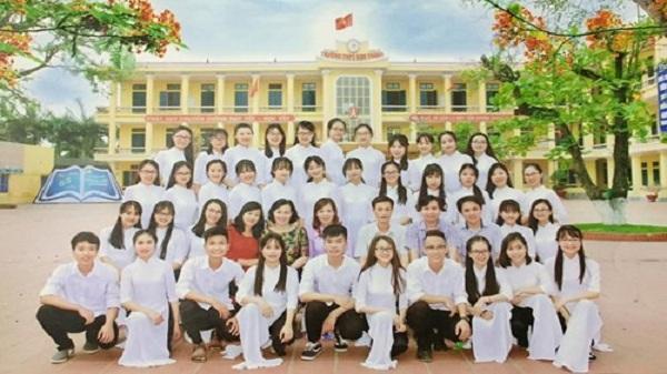 """Hải Dương: Lớp học nông thôn có 100% học sinh đỗ đại học với điểm ngoại ngữ cao """"ngất ngưởng"""""""