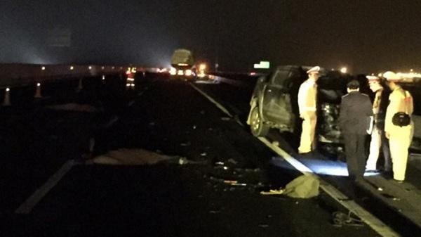 1 ngày 2 vụ tai nạn trên quốc lộ 5 địa phận qua tỉnh Hải Dương