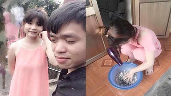 Thu nhập 20 triệu/tháng, ăn mỗi bữa 30k đôi vợ chồng trẻ Hải Dương vẫn chật vật