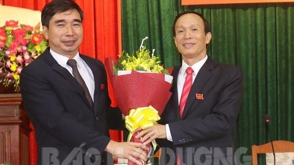 THÔNG BÁO: Nam Sách có Chủ tịch UBND huyện mới