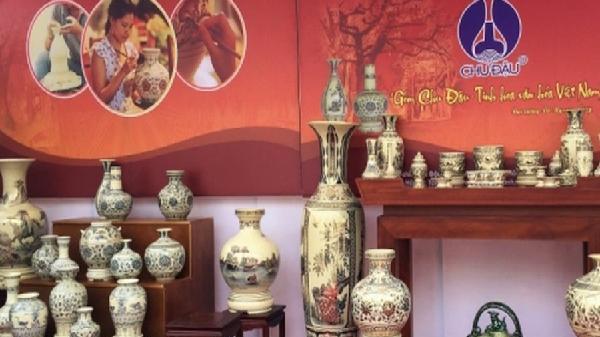 Hải Dương: Đề nghị phong tặng danh hiệu nghệ nhân tiểu thủ công nghiệp
