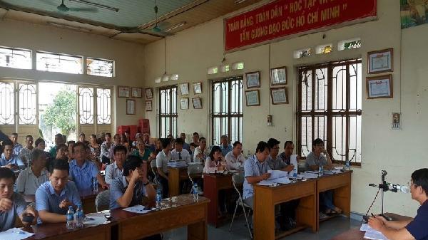 TP. Hải Dương: Rắc rối tại Dự án Khu nhà ở phường Nhị Châu